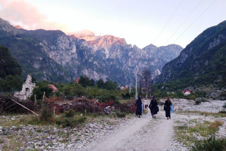 Theth ALB Valley