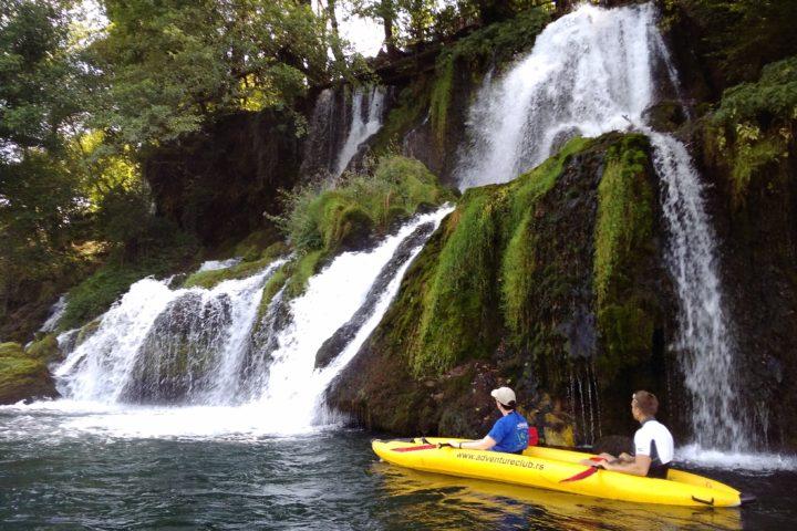 kayak Drina