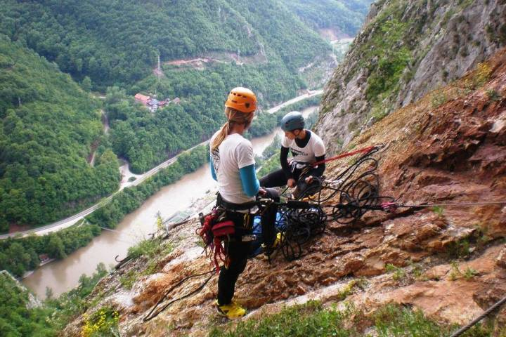 Via ferrata Kablar
