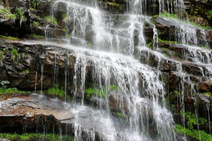 vodopad Tupavica, Stara planina