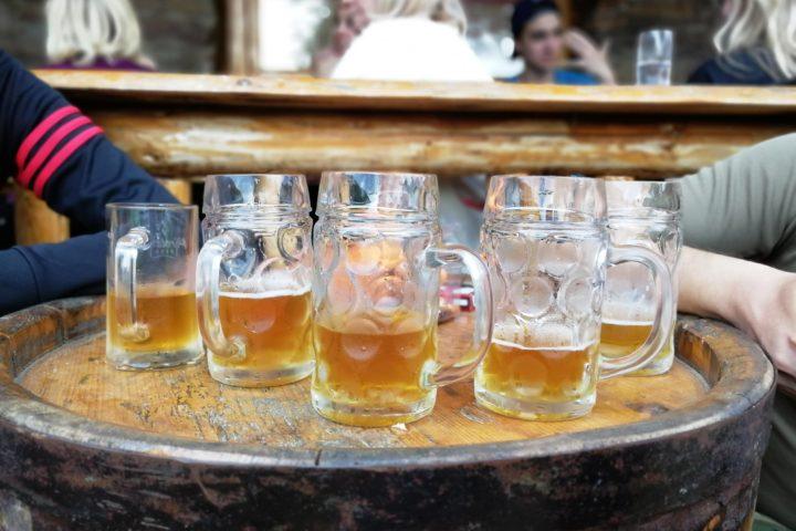 Pirot beer, village Dojkinci
