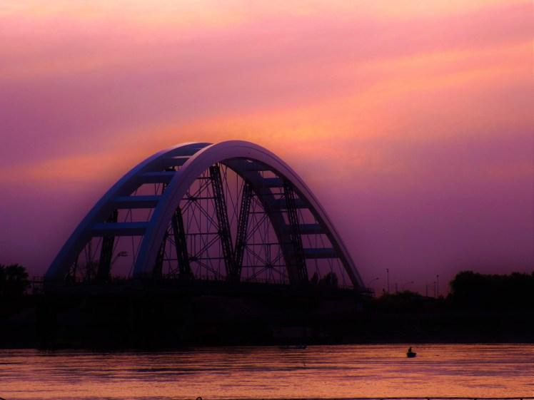 Novi Sad Vojvodina, Zeselj Bridge