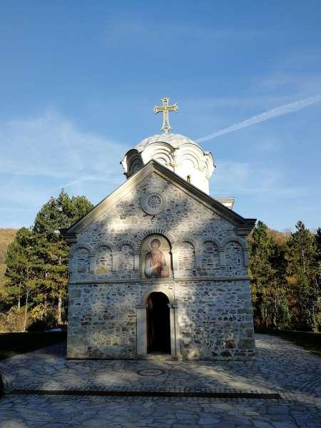 Staro Hopovo monastery
