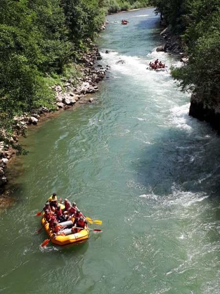 Lim rafting Serbia