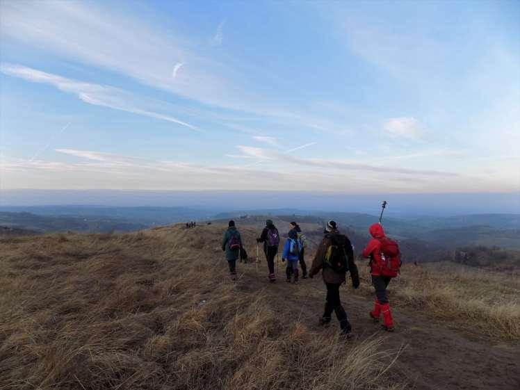 Fruška gora Bukovac hiking