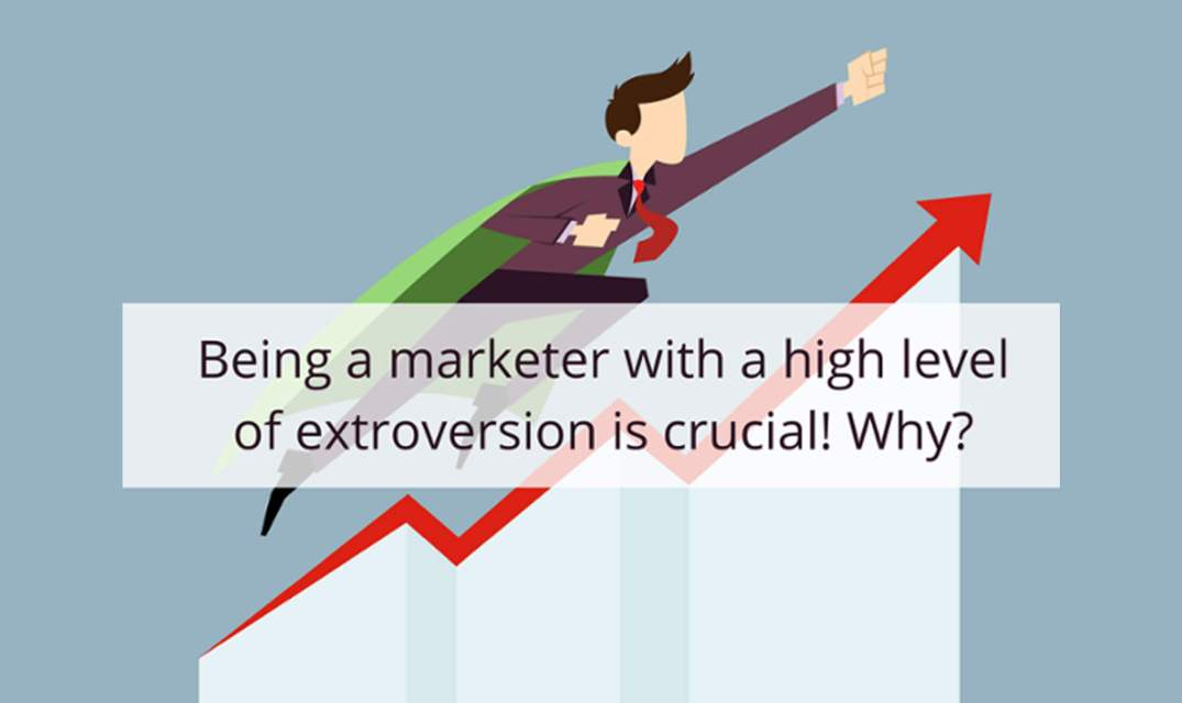 extroversion in marketing