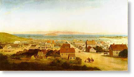 Image result for san francisco 1850s