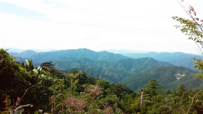 Mountain Range of Koya