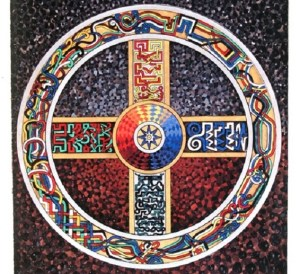Carl Jung Celtic Cross