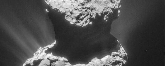 Panspermia – Rosetta's comet has ingredients of life