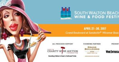 South Walton Beaches Wine & Food Festival