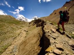 Aconcagua, Polish Glacier, Robert mads anderson