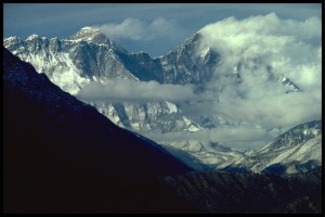 Everest, Lhotse,