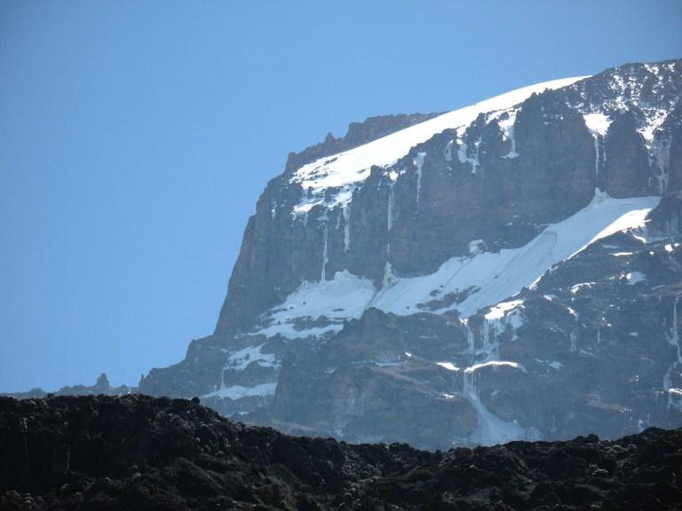 Kilimanjaro, western breach, Myles anderson.