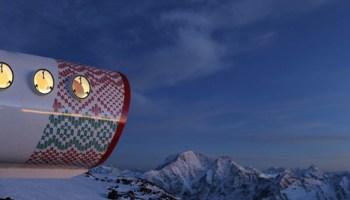 Leaprus hotel, leaprus hut, Mt Elbrus