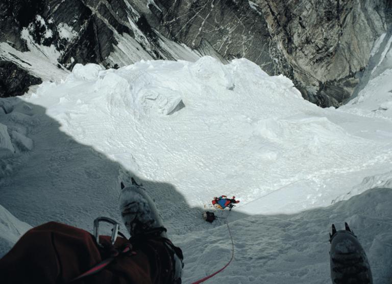 stephen venables, Everest Kangshung Face