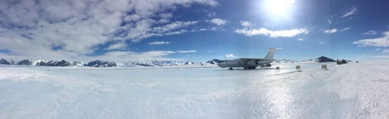 vinson, union glacier, antarctica, ALE