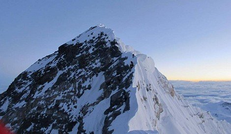 Everest, South Col