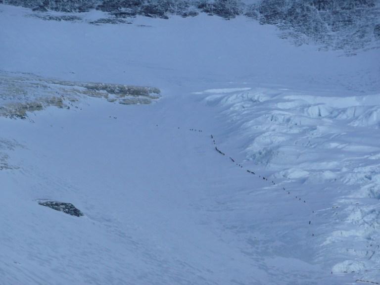 Everest, Lhotse Face, Camp 3