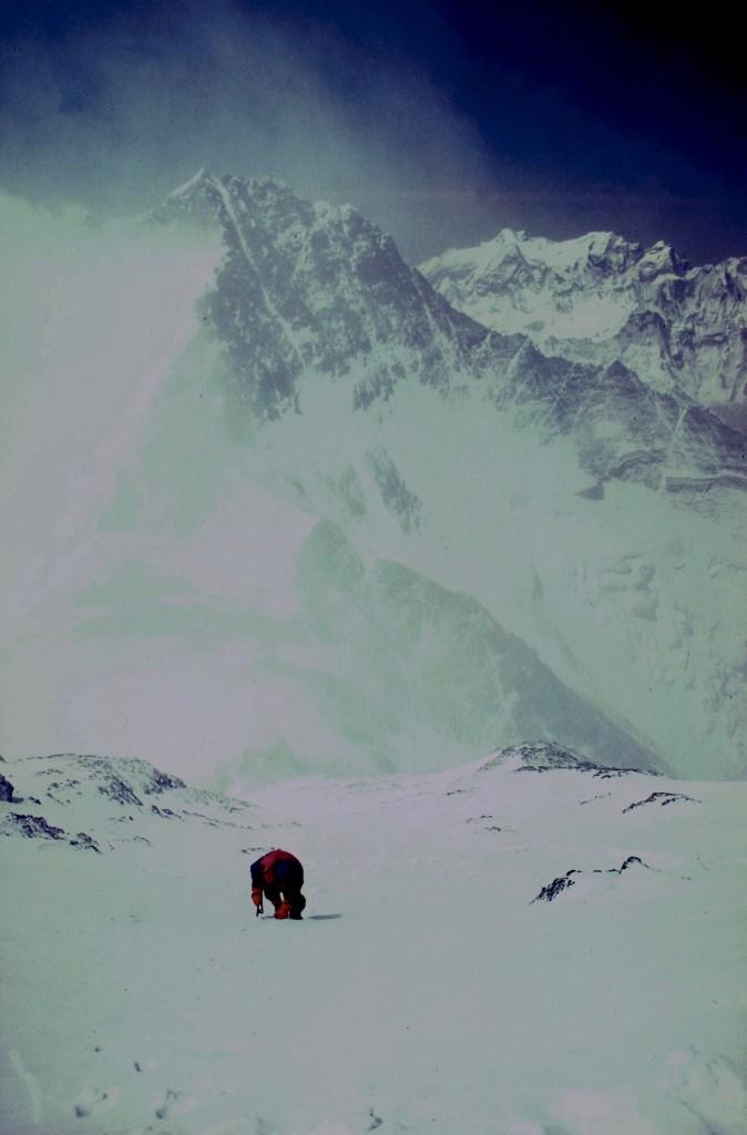 Kangshung Face, Everest, Robert Mads Anderson
