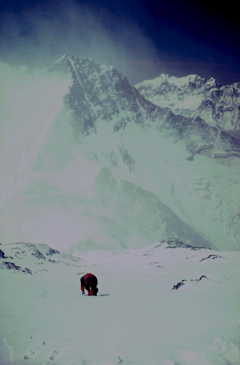 Kangshung Face, Everest, Robert Mads Anderson