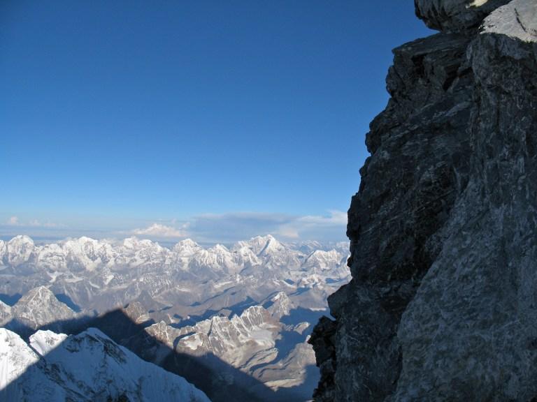 Everest, Sunrise, robert mads anderson, explore7summits