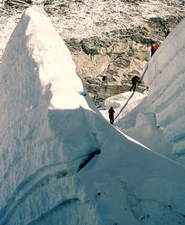 Island Peak, Everest, Alexander Hillary