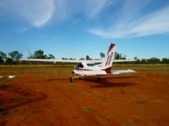 Flying over the Kimberley