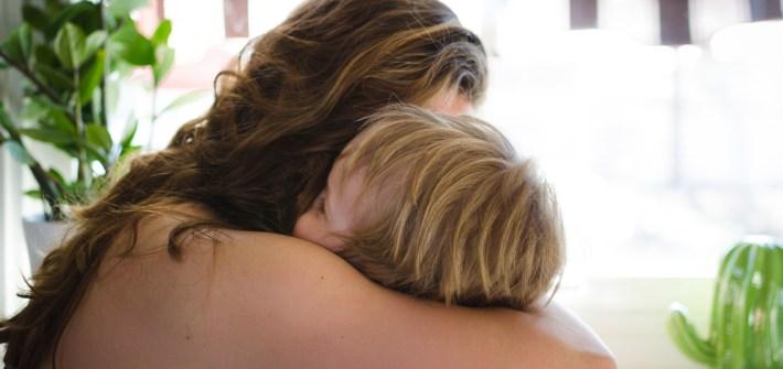 Explore a little more - a hug