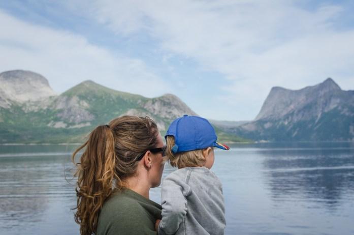 ferry Lofoten