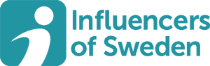 influencers of sweden member logo
