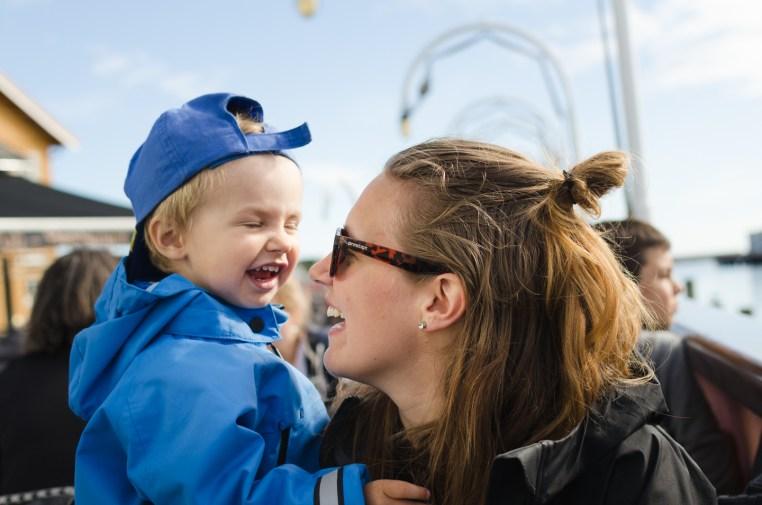 Semester med barn i Lofoten -Amanda Matti © explorealittlemore.se