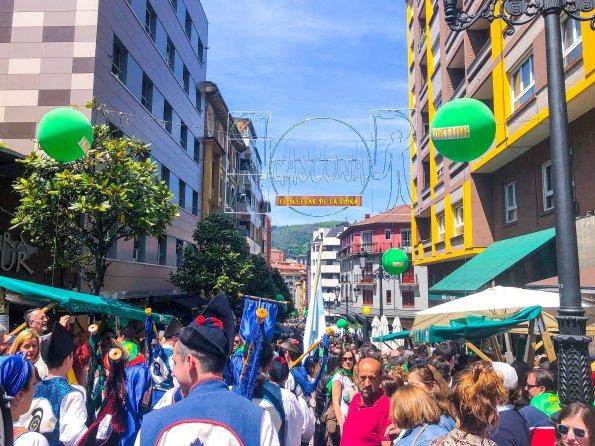 Sidra Festival in Oviedo