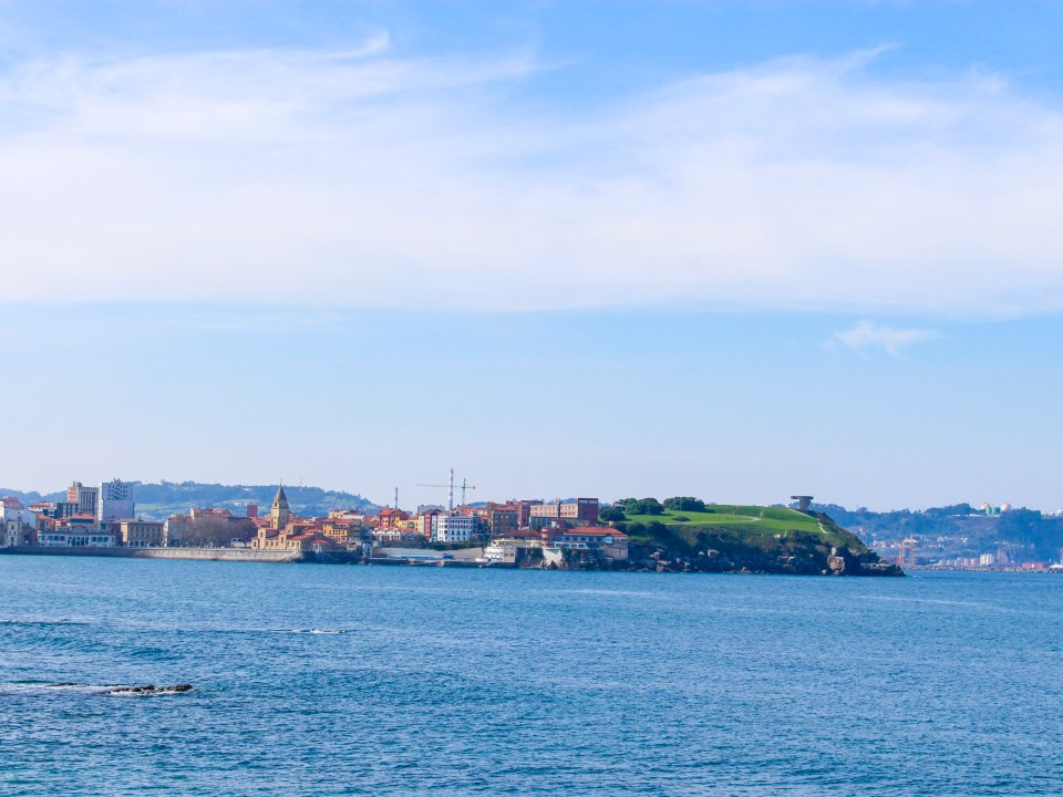 Gijón Coastal Route