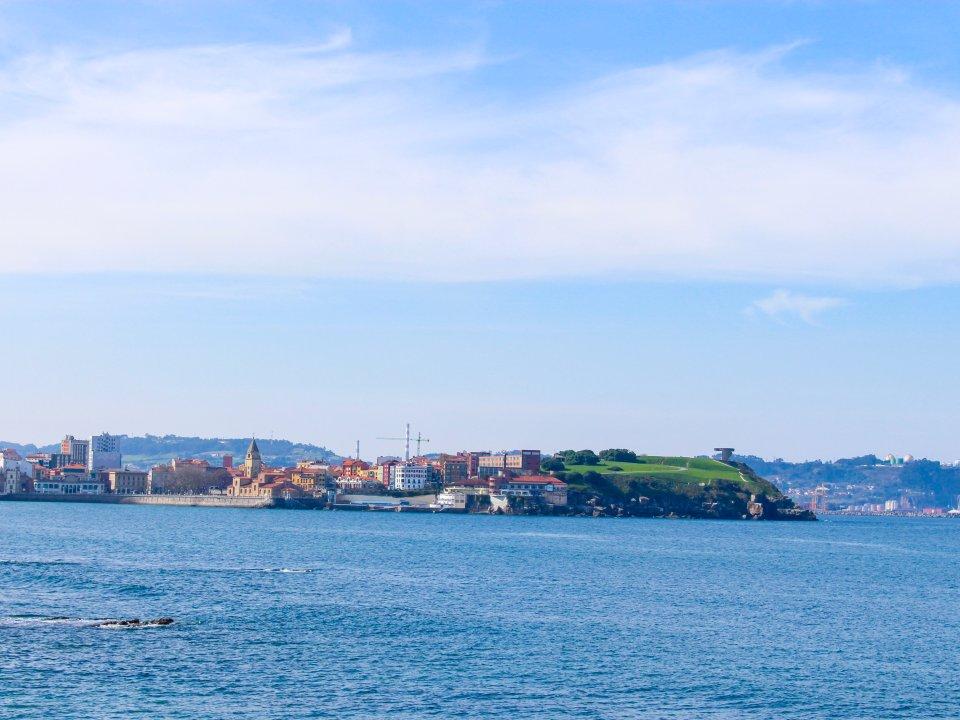 Gijón Coastal Route