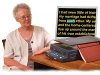 SARA Scanning & Reading Device