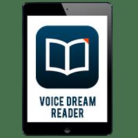 Voice Dream Reader on iPad