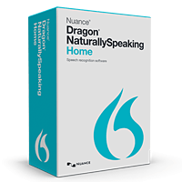 Dragon NaturallySpeaking software