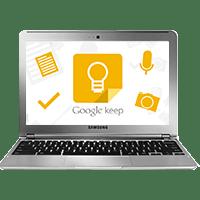 Google Keep Chrome Extension