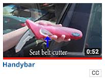 Vehicle Modifications - HandyBar