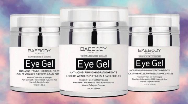 Baebody Eye Gel - Anti-Aging Products On Amazon In 2019