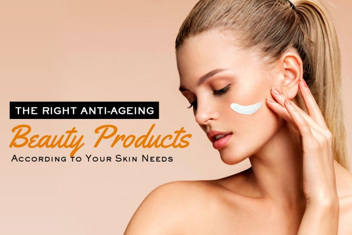 Anti-Aging Ingredients for Skincare