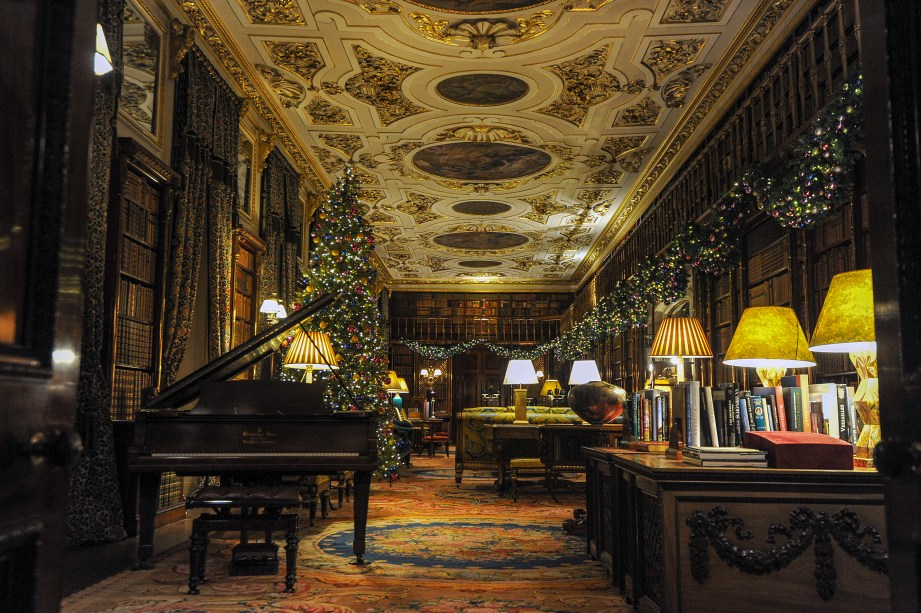 Christmas at Chatsworth 2018