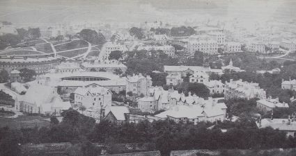 Old photo of Buxton