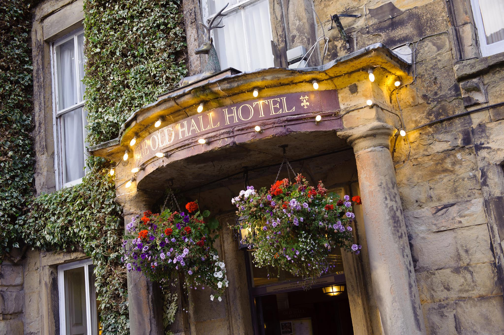 Old Hall Hotel Buxton
