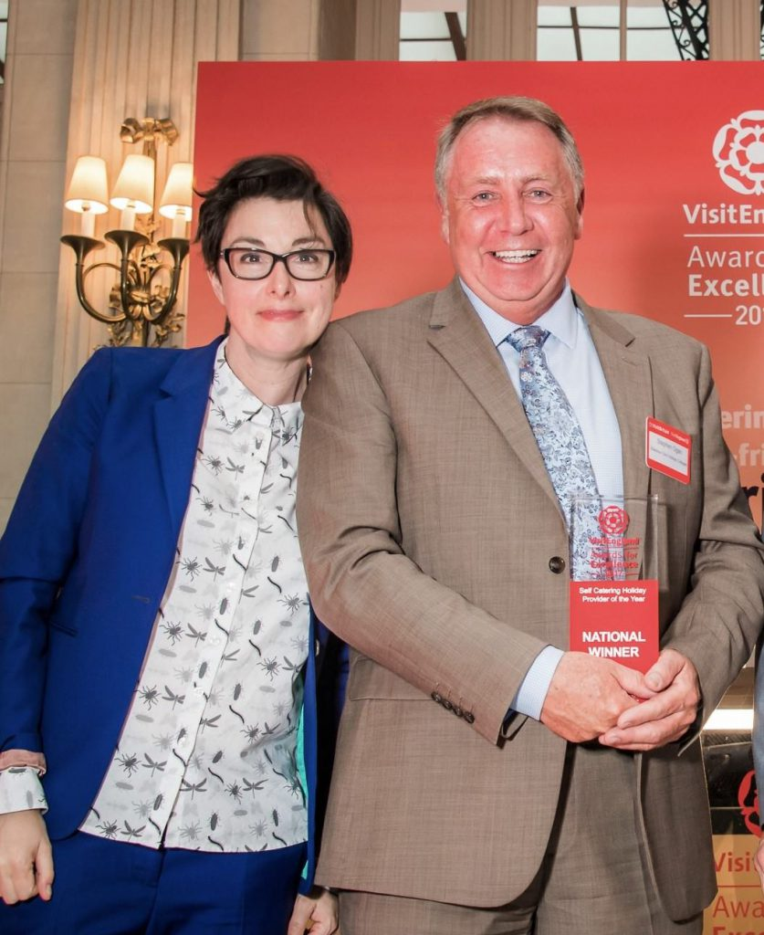 VisitEngland Awards for Excellence winners 2017