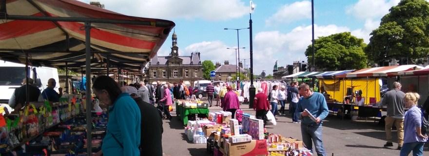 Buxton Market