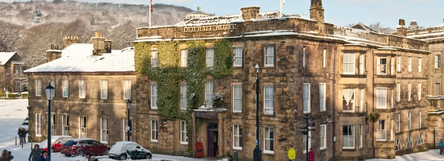 New Year with fine dining and live music at the Old Hall Hotel