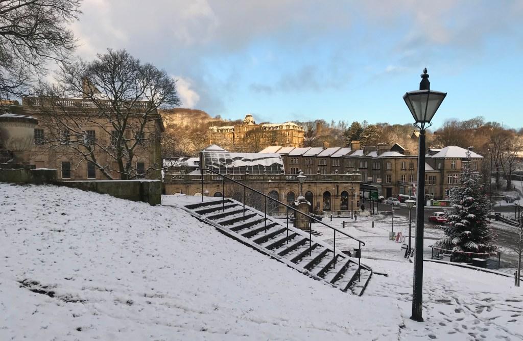 Buxton snow winter