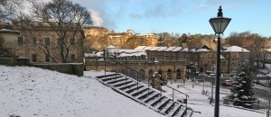 Heavy Snow Forecast for Buxton & Derbyshire